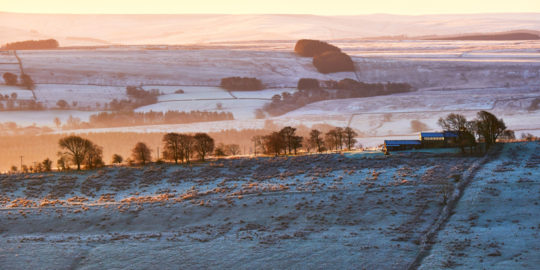 HW600MP WINSHIELD CRAGS HADRIAN'S WALL